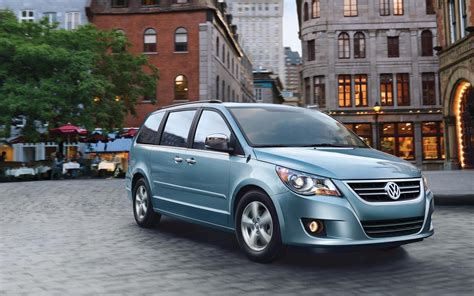 volkswagen routan news information