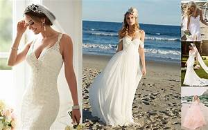9 cheesy details for beach weddings 2016 With beach theme wedding dresses