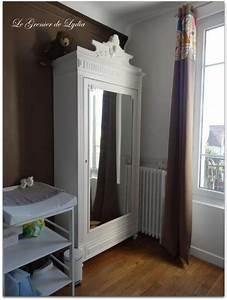 1000 idees sur le theme armoire peinte sur pinterest With peindre une armoire ancienne