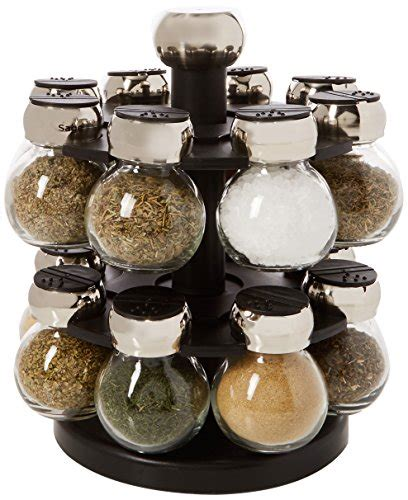 Olde Thompson 16 Jar Spice Rack by Olde Thompson 16 Jar Spice Rack Review Kitchen Gadget
