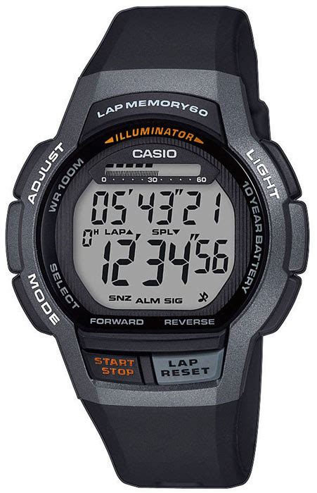 casio ws  avef mens   timeshopyoucouk
