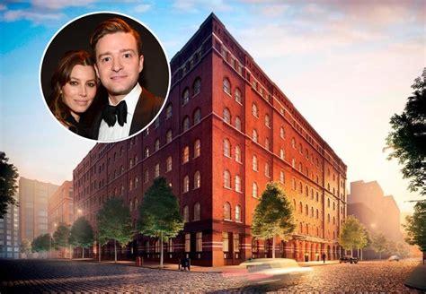 Justine Timberlake Biels 20 Million Penthouse by Justin Timberlake Biel Buy 20m Penthouse In
