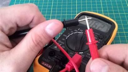 Multimeter Digital Ohmmeter Meter Tester Ohm Volt
