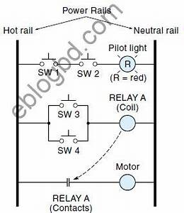Electrical Ladder Diagram