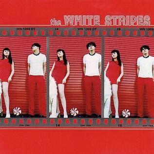 The White Stripes (album) Wikipedia