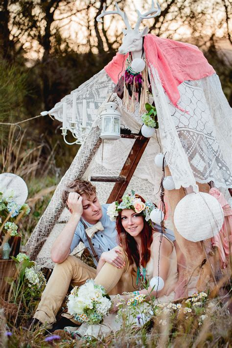 brianna sams bohemian love story hilary cam photography