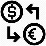 Convert Icon Vectorified Dollar Euro Money