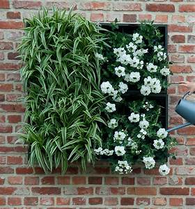 Décorer Un Mur Extérieur : un mur v g tal tendance 2017 d corer terrasse pas cher ~ Dailycaller-alerts.com Idées de Décoration