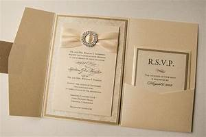 elegant gold wedding invitations wedding invite With most formal wedding invitations