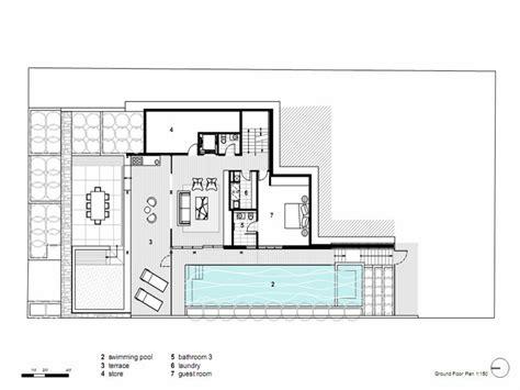 modern home blueprints modern open floor house plans modern house dining room