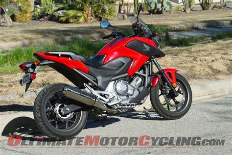 2014 Honda Nc700x Motorcycle Review