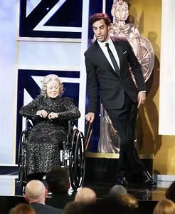 theKONGBLOG™: Sacha Baron Cohen Pushes Wheelchair Actress ...