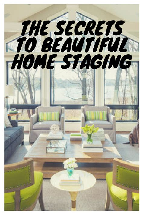 Decorating Ideas To Sell Your House by 13 Visual Tricks Home Stagers Are On You Home