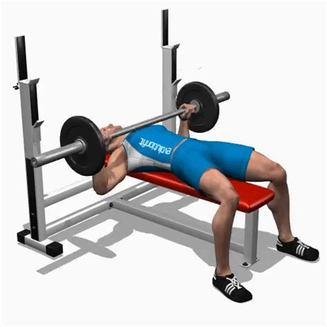barbell bench press healthkartclub one of the best exercises and all types