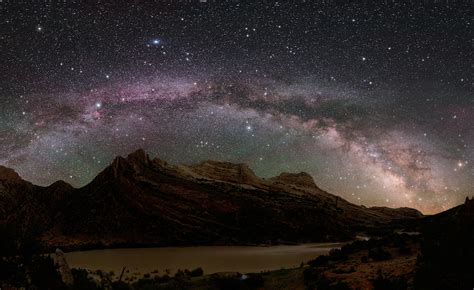 Percent Americans Can See The Milky Way Anymore