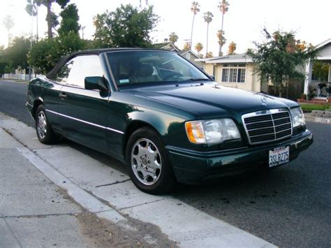 1994 mercedes e320 cabriolet 6500 peachparts mercedes shopforum