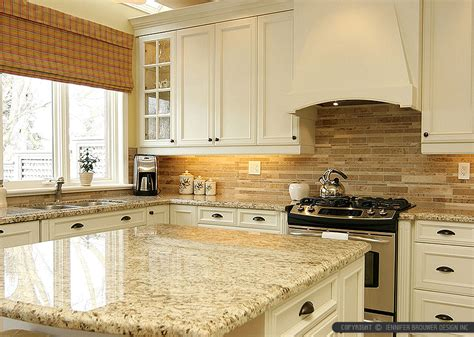travertine kitchen backsplash travertine subway backsplash tile idea backsplash com