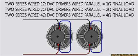Wiring Dual Drivers Home Theater Forum Systems