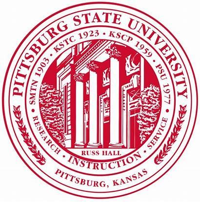 Pittsburg State University Kansas Seal Svg Wikipedia