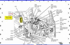 2007 Mercury Montego Fuse Box Diagram
