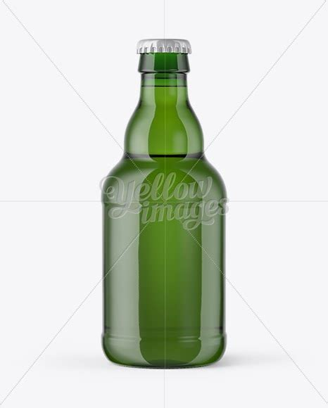 Shop with afterpay on eligible items. Download 330ml Green Glass Bottle with Lager Beer Mockup PSD
