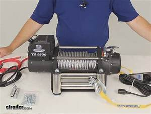 Superwinch Tiger Shark Series Off-road Winch