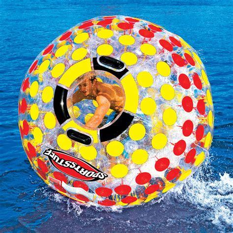 sportsstuff nuclear globe  foot walk  water