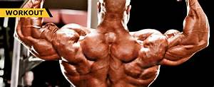 This Is How Phil Heath Built His Olympia Winning Back