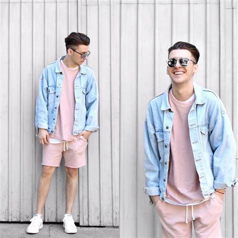 streetfashion hm  shirt hm shorts adidas stan