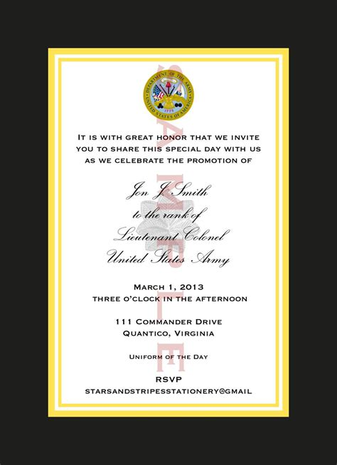 marine corps retirement ceremony invitation httpwww