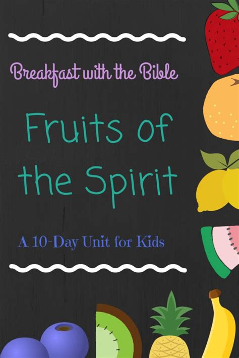 17 Best Images About Fruit Of The Spirit On 17 Best Images About Fruits Of The Spirit On
