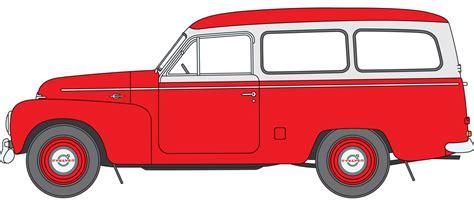 Volvo PV445 Duett : 1949 | Cartype