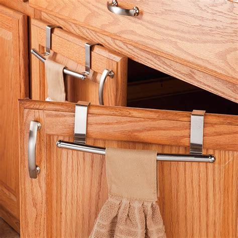 kitchen cabinet towel bar kitchen cabinet towel bar set of 2 towel holder walter 5834