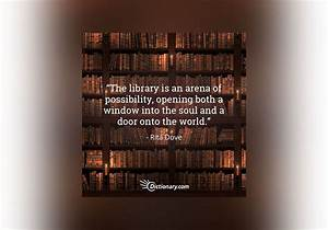 12, Beautiful, Quotes, About, Why, We, Love, Libraries