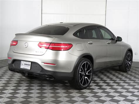 The price of glc 43 coupe starts at rs. New 2019 Mercedes-Benz GLC AMG® GLC 43 4MATIC® Coupe Coupe in Phoenix #S04360 | Schumacher European