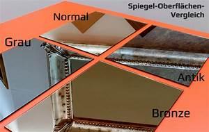 Spiegel Groß Antik : deko spiegel antik grau bronze ~ A.2002-acura-tl-radio.info Haus und Dekorationen