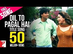 Are Re Are - Full Song | Dil To Pagal Hai | Shah Rukh Khan ...