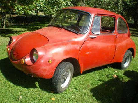 Subaru 360 For Sale by 1968 Subaru 360 Mini Micro Car For Sale Photos Technical