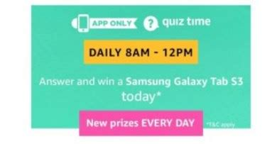 The Open Boat Quiz Answers by Answers Added Quiz Answer And Win A Samsung