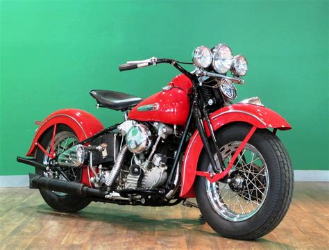 Harley Knucklehead Fetches Record Price