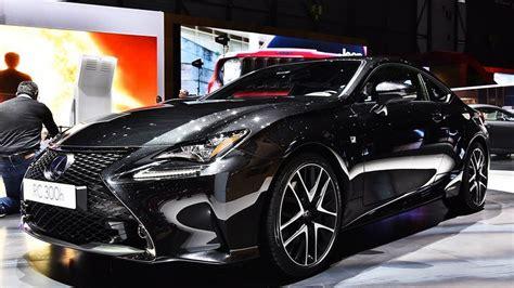 lexus rc   car reviews cars review release