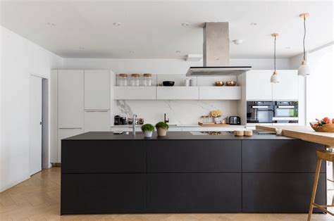 black kitchen design ideas out of the box with 31 bold black kitchen designs