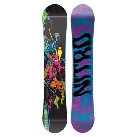 scelta tavola snowboard tavola snowboard uomo stance colore fantasia nero nitro