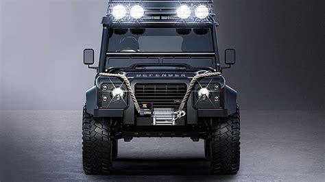 James Bond's Land Rover Defender Bigfoot For Spectre