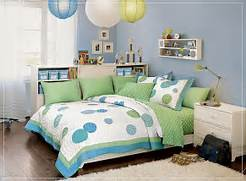 Girls Bedroom Ideas Blue And Green by Color Your World Ideal Colors For Teen S Bedroom