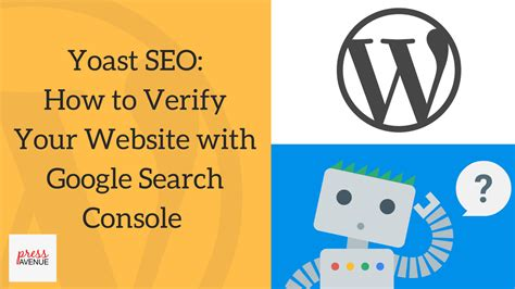 Seo Your Site by How To Verify Your Website With Search Console