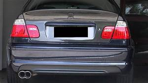 E46 318i Modded Exhaust