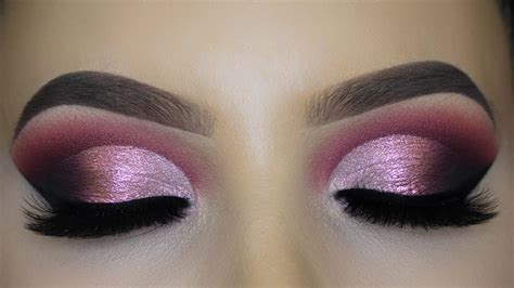 rose gold smokey eyes makeup tutorial youtube