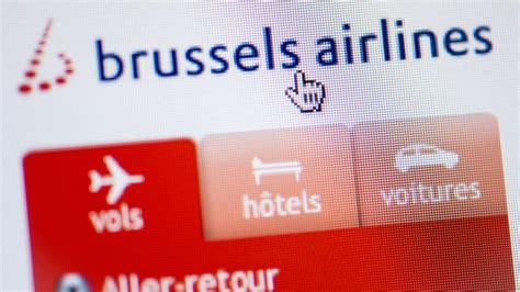 brussels airlines r ervation si e retour à la normale chez brussels airlines touchée par la