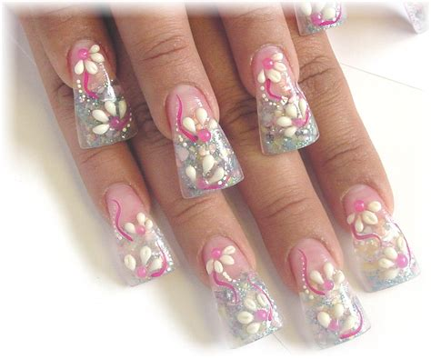 plexiglas design 20 beautiful and appealing sles of acrylic nail designs welovestyles